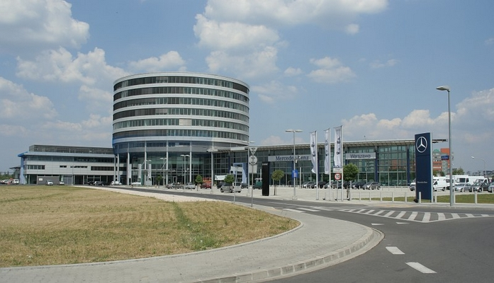 Mercedes Warszawa